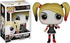 Harley Quinn Pop! Vinyl | Batman: Arkham Knight Pop! Vinyl | Popcultcha