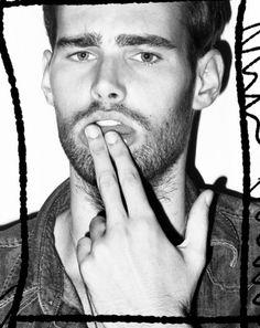 | Sebastian Schlueter | By Skye Tan for Male Model Scene