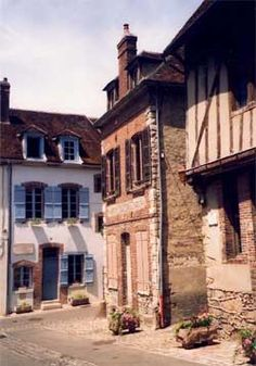 Childhood home of St. Madeleine Sophie Barat, 11 rue Davier, Joigny, France