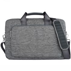GEARMAX Laptop Messenger Bag 11 12 13 14 15 17+Free Keyboard Cover for Macbook Nylon Waterproof Laptop Bag for MacBook Pro 13