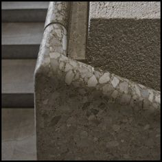 David Chipperfield the Neues Museum in Berlin stair detail