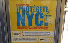 nice NY está en guerra contra el Zika