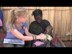 """Samaritan's Purse Nutrition Clinic in South Sudan -- """"The number of children receiving outpatient therapeutic feeding has increased by 30% since May. The number of severely malnourished children admitted to our stabilization center has increased by 181%."""""""