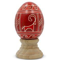 RAM Trypillya ukrainien Easter Egg Pysanky