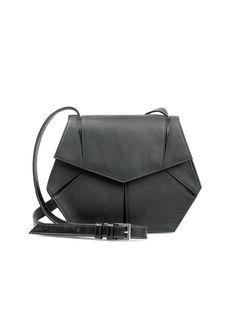 Stella Small Shoulder Bag_midnight Black