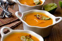 Sweet Potato Soup With Ginger & Vanilla   Post Punk Kitchen   Vegan Baking & Vegan Cooking