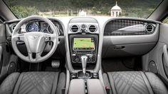 Интерьер купе Bentley Continental Supersports 2017 / Бентли Континенталь Суперспортс 2017