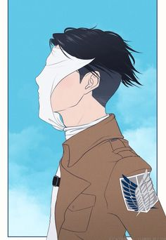 I... I... I don't even know. Ladies & Gentlemen, meet the one and only, Levi Heichou! Shingeki no Kyojin/Attack on Titans