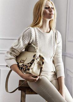 Blugirl стильное вязание