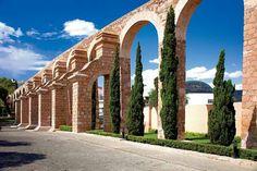 Acuaducto El Cubo. Centro Histórico Zacatecas. ❤