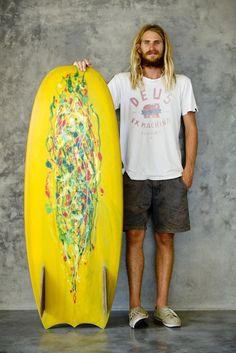#surfboards #surfart