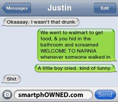 Page 38 - Autocorrect Fails and Funny Text Messages - SmartphOWNED
