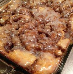 Susan Recipe: Cinnamon Bun Cake Recipe