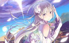 Anime Re:ZERO -Starting Life In Another World-  Emilia (Re:ZERO) Pack (Re:ZERO)…