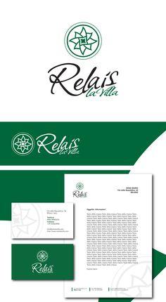 Relais La Villa | Logo Design