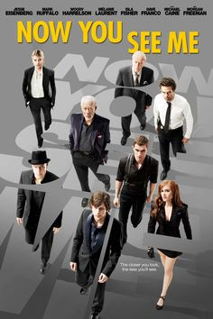 Now You See Me (2013) || Good (7 /10)
