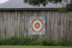 Texas Lonestar Barn Quilt