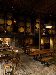 Bar Interior Design I Interior Designers Glasgow | Bunker, Glasgow