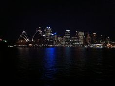 Sydney Opera House & Harbour