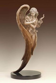 Gaylord Ho Limited Edition Sculptures - Devotion