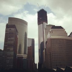 New York #twintowers #Newyork #buildings