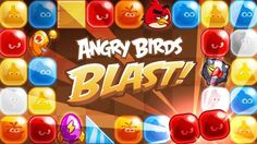 Angry Birds Blast Puzzle Game for Android, iOS to Launch on Thursday (Already Available in India) Angry Birds, Puzzle Games For Android, Ios, Tablet Android, December 22, Latest Gadgets, Slushies, Game Art, Balloons