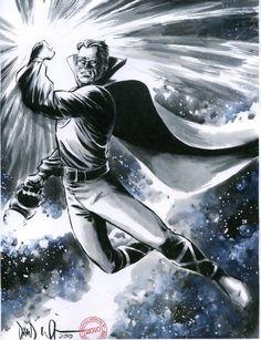 Green Lantern: Alan Scott by Dave Wachter