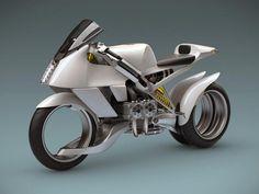 Exotic motorcycle FB R2000S