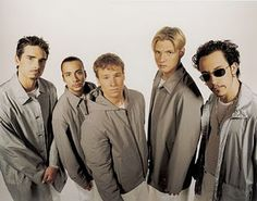 Kevin, AJ, Brian, Nick, and Howie. Before the attempted comeback, and merger with NKOTB - I still love them.