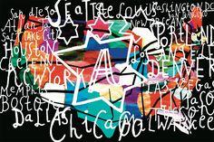 david carson design, inc. David Carson Design, David Carson Work, Massimo Vignelli, Milton Glaser, Corpus Christi, Graphic Design Posters, Graphic Design Typography, Graphic Designers, Brochure Design