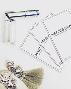 Magicstripes: Das sofortige Augenlid-Lifting ohne OP für Schlupflider. Das Original! Facebook Instagram, Bobby Pins, Hair Accessories, Lips, Beauty, Color, Red, Beautiful Lips, Lipstick