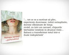 Roman - Natașa, bărbații și psihanalistul