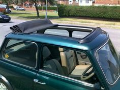 1990 British Open Classic. What made it different was the full length electrically operated fabric sunroof.
