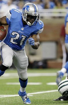 Reggie Bush- RB - Detroit Lions