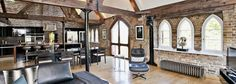 Oliver's Wharf : Warehouse Conversion