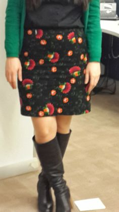 Flannel Skirt - A Stitch Story Informations About Pazen Etek-Bir Dikiş Hikayesi Pin You can easily u Flannel Skirt, Dressmaking, Rock, Mini Skirts, Stitch, Sewing, Crochet, Womens Fashion, How To Wear