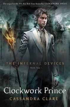 Clockwork Prince - Cassandra Clare #WeNeedDiverseBooks