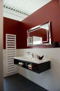 Bad, Bathroom Lighting, Mirror, Furniture, Home Decor, Bathroom Light Fittings, Bathroom Vanity Lighting, Decoration Home, Room Decor