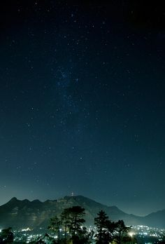 South African Nightscapes by Jakob Wagner, via Behance