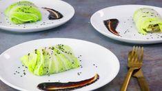 Dumplings, Asparagus, Cabbage, Vegetables, Chinese Kool, Food, Diy, Duck Confit, Studs