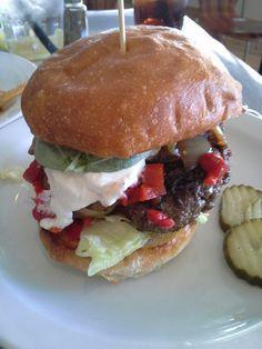 Holy Cow! Burger best burger Albuquerque New Mexico