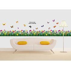 """Yi Chen ® Wall Sticker,Butterfly 70*50cm(27.6""""x19.7"""") – EUR € 8.17"""