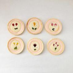 ホワイトチョコと花びらのクッキー甲斐みのりおやつの時間