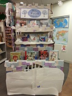 library childrens room display | Children's Library Blog