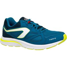 Check out our New Product  Ekiden active men running shoes in blue and white COD Made for Running on roads, in parks and on paths for up to 60 minutes, twice a week.Runner protection, heel cushioning guaranteed,CS Technology.First shoe model offering heel cushioning technology at the rear for superior running comfort.  ₹2,419