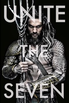 Batman v Superman director Zack Snyder just tweeted a poster that gives us our first look at another of the movie's stars: Jason Momoa — aka Khal Drogo — as #Aquaman