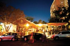 Rainy Street Bars, near Downtown Austin