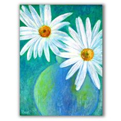 acrylic flower paintings - Google Search