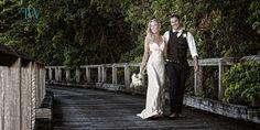 Whitsunday Wedding Husband & Wife