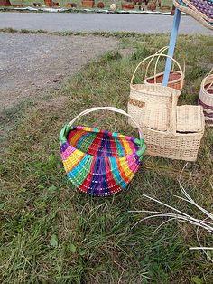 ribisska / Košík farebná gondola